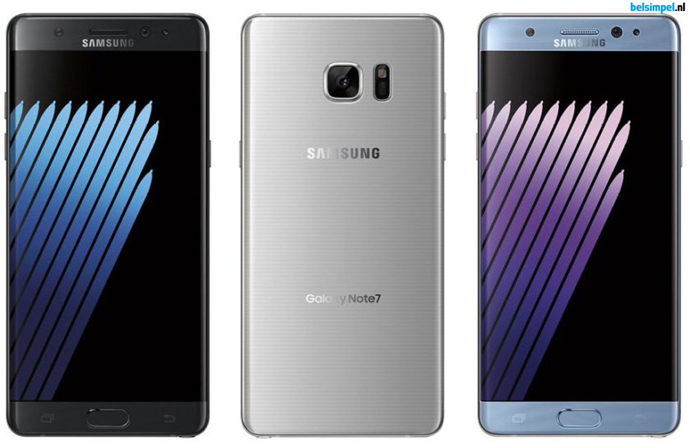 De onthulling van de Samsung Galaxy Note 7 is 2 augustus!