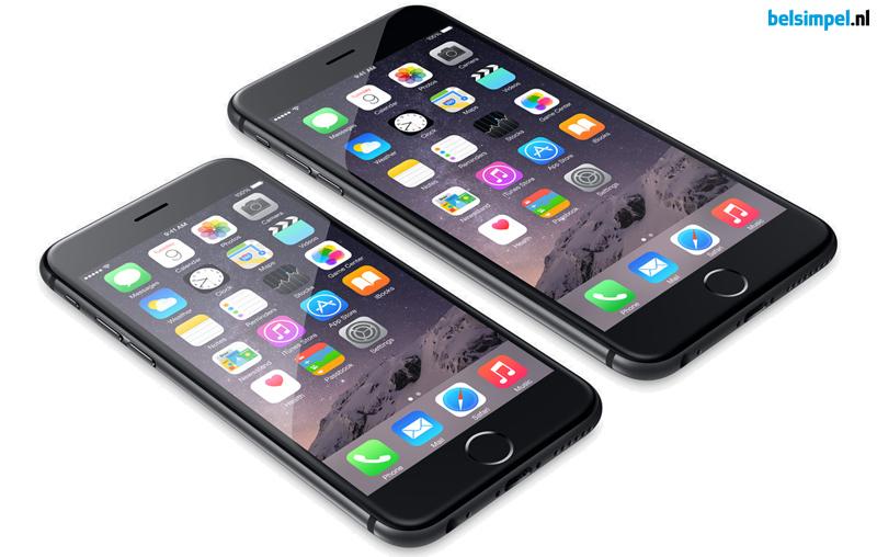 Gerucht: Force Touch in iPhone 6S en 6S Plus wordt gebruikt voor snelkoppelingen