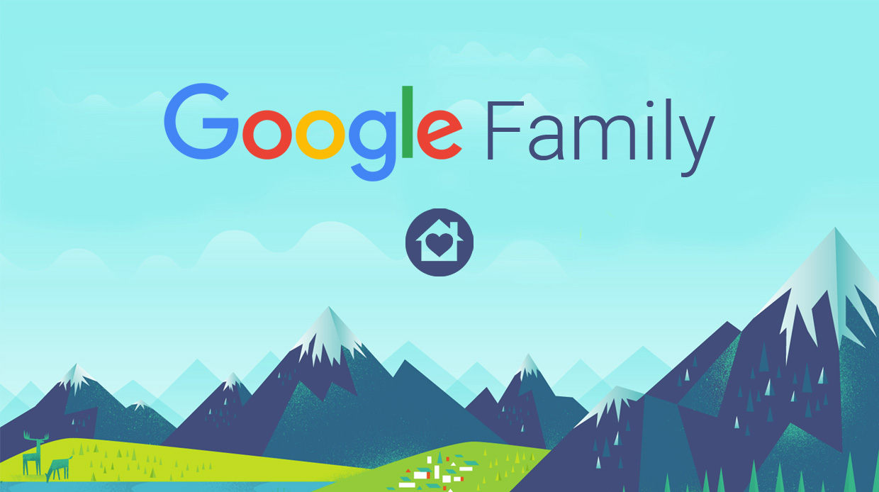 Google laat je accounts delen via Family Groups