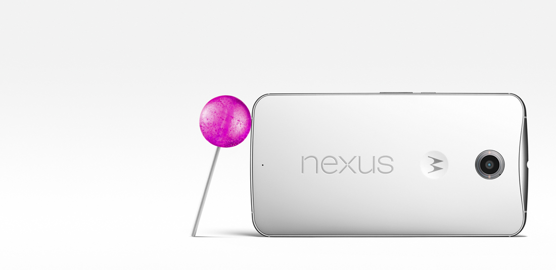 Google introduceert Nexus 6