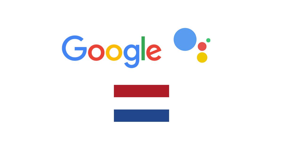 Google Assistant nu ook in het Nederlands te gebruiken