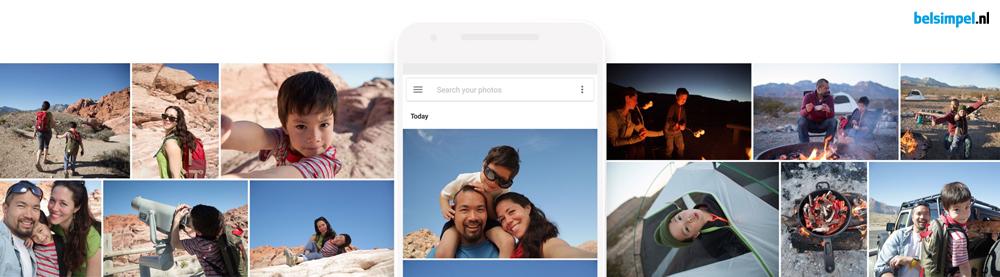 Oude foto's digitaliseren mogelijk dankzij Google