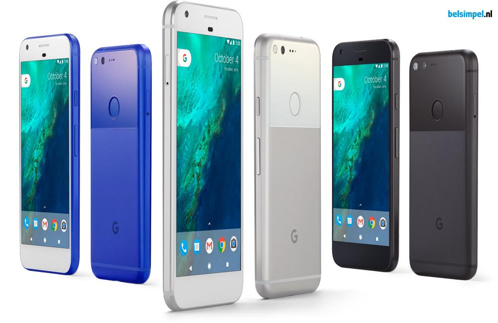 Google Pixel krijgt dit jaar een opvolger!