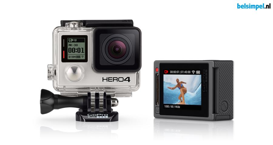 Op avontuur met de GoPro Hero 4!