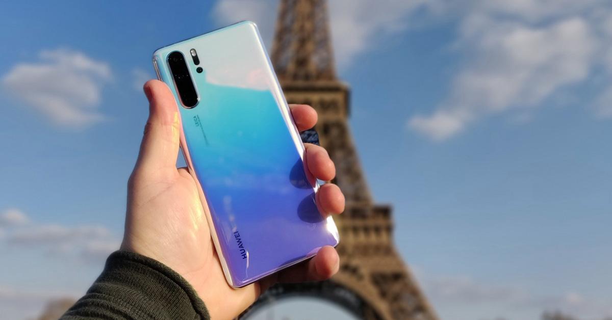 Hands-on Huawei P30-serie: eerste indrukken vanuit Parijs