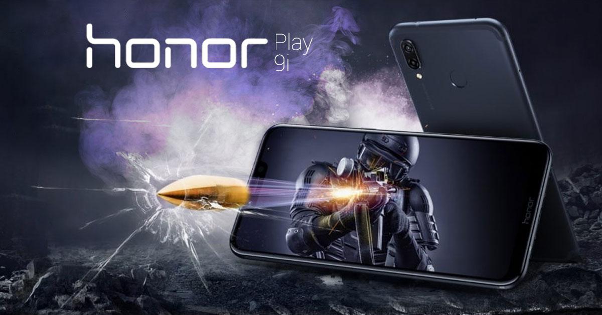 Ook Honor komt met gaming-telefoons