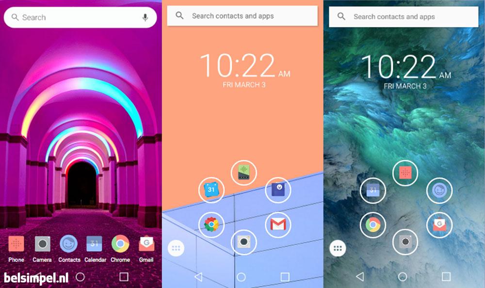 Wat is jouw persoonlijke Android-look?
