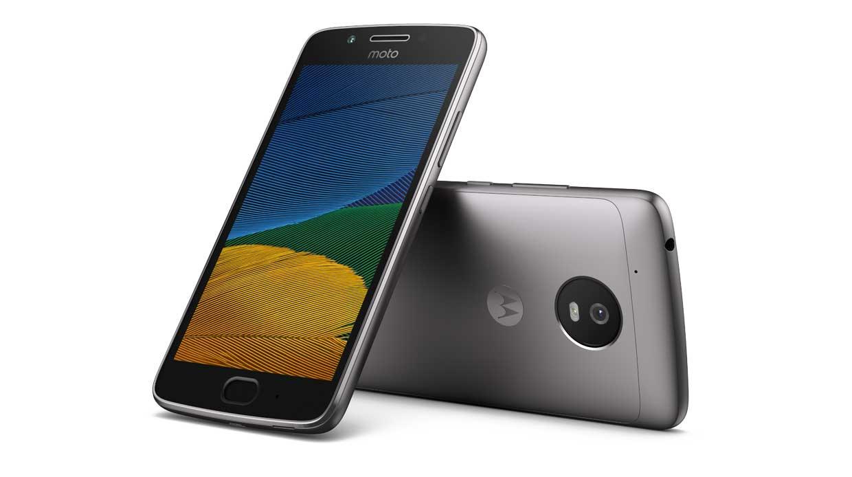 Een echte alleskunner: de Motorola Moto G5