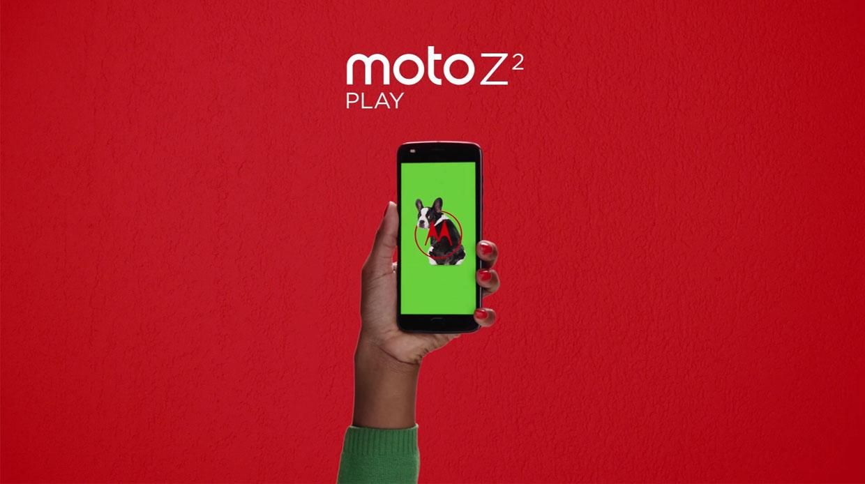 De nieuwe Moto Z2 Play komt ook naar Nederland!