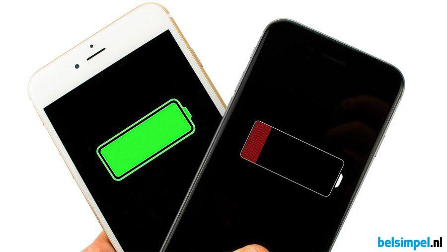 Uitslag poll over opladen smartphone: dit is het beste voor je accu