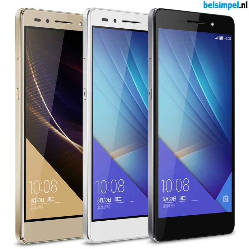 Huawei presenteert Honor 7