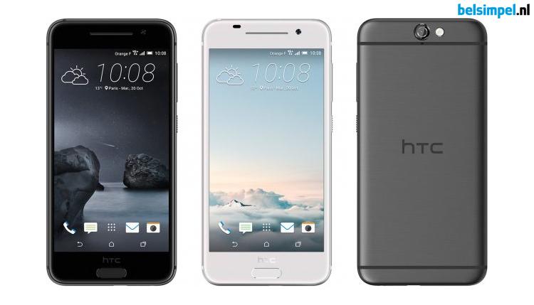 Foto's HTC One A9 gelekt