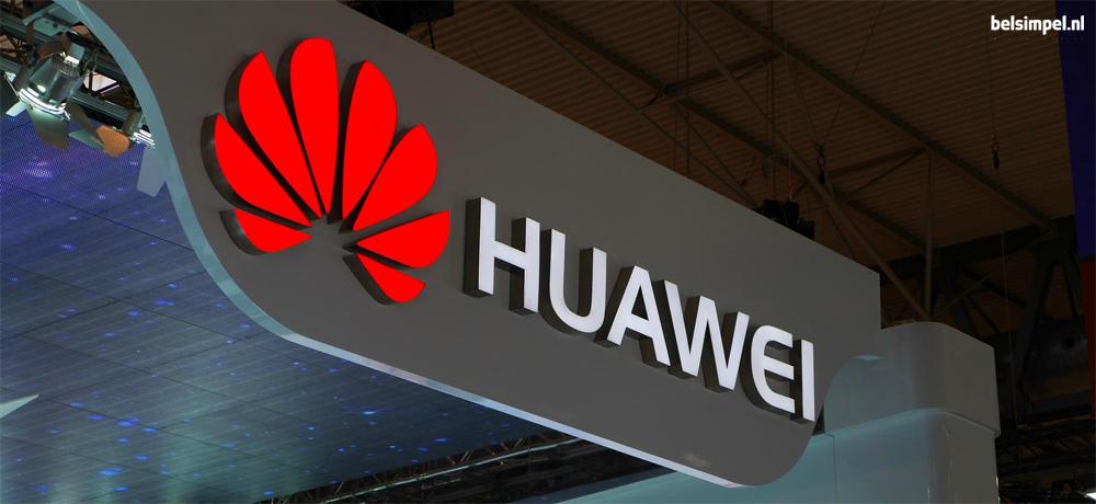 Huawei groeit razendsnel en zit Apple op de hielen