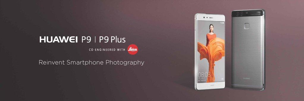 Huawei P9 en P9 Plus gepresenteerd!