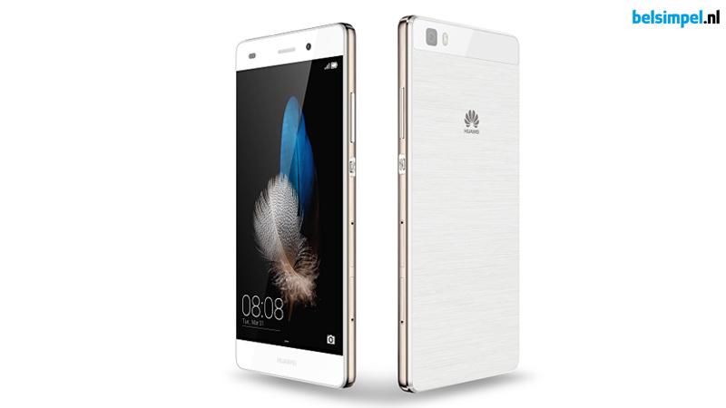 Huawei presenteert ook Huawei P8 Max en P8 Lite