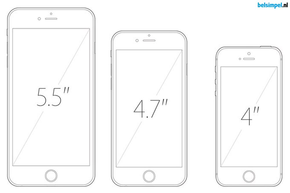 Gerucht: iPhone 5S wordt in nieuw jasje gestoken
