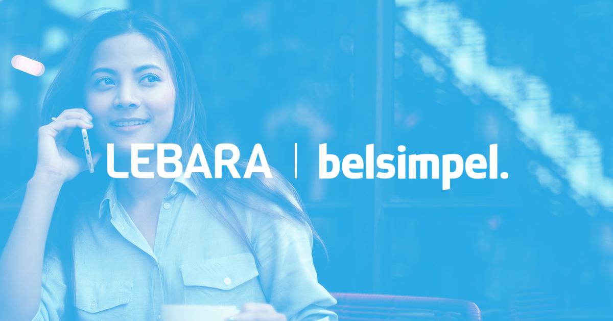 Mobiele abonnementen Lebara nu ook verkrijgbaar bij Belsimpel!