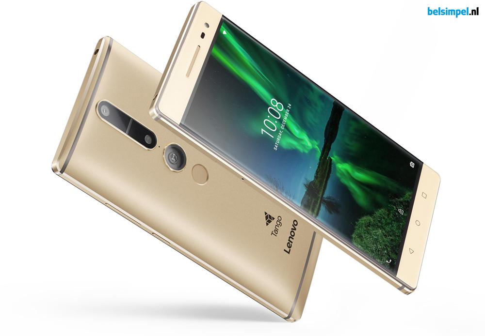 Releasedatum van Lenovo's Phab 2 Pro-smartphone bekend