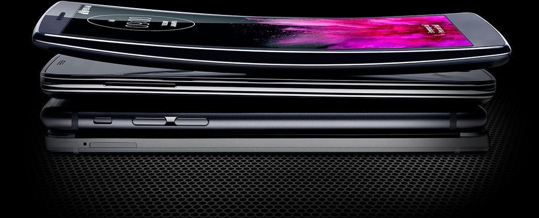De LG G Flex 2 is officieel aangekondigd
