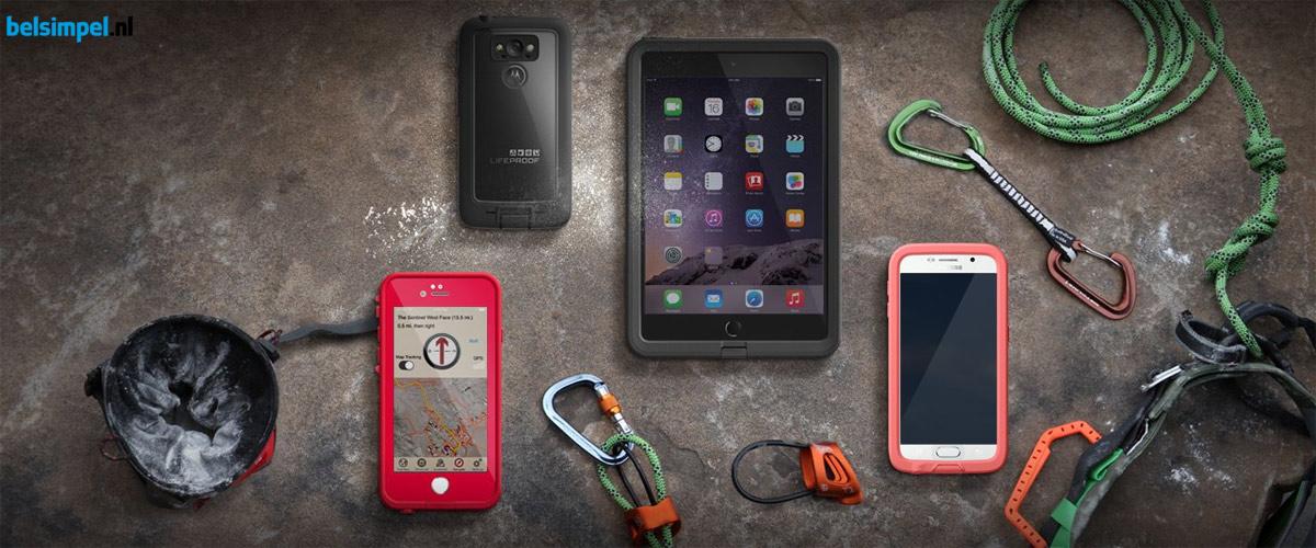 Ultieme bescherming voor je telefoon met de hoesjes van Lifeproof en Otterbox