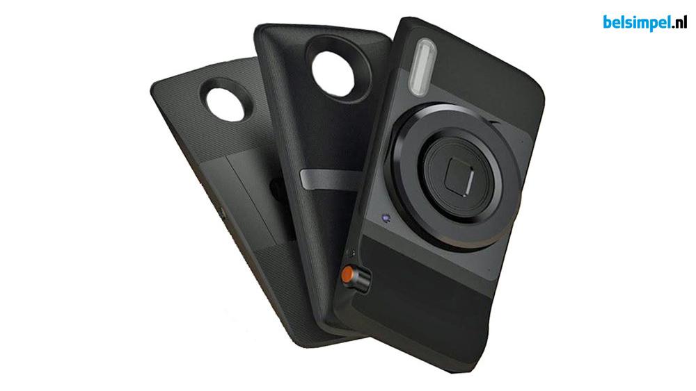 Gerucht: ook Motorola creëert ruimte voor 'MotoMods' op nieuwe toptoestellen