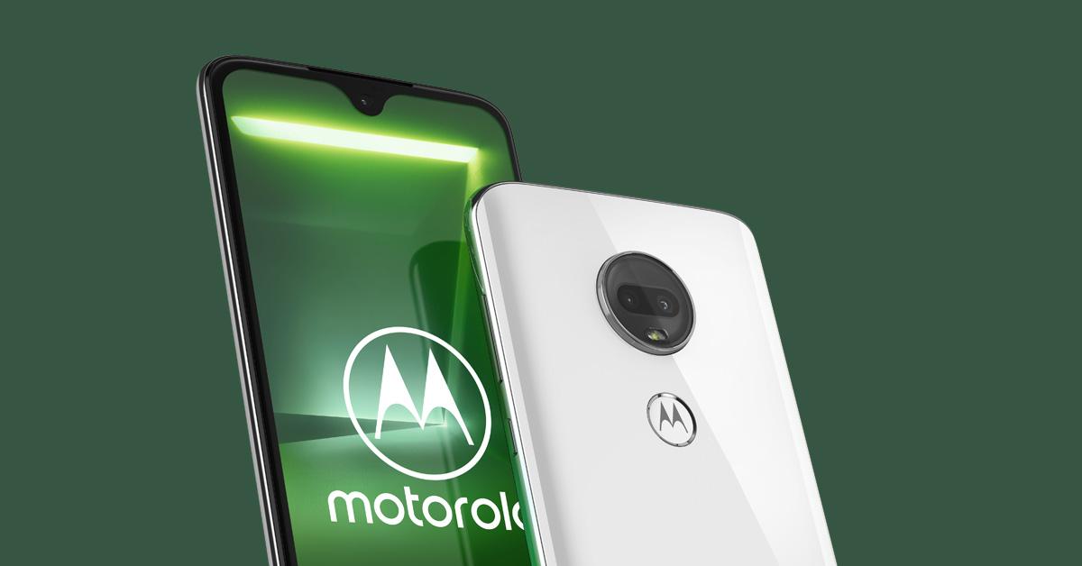 De nieuwe Motorola Moto G7-familie nu te bestellen bij Belsimpel!