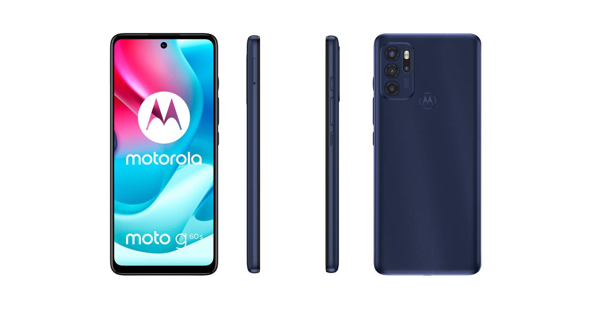 Motorola brengt Moto G60s uit in Nederland