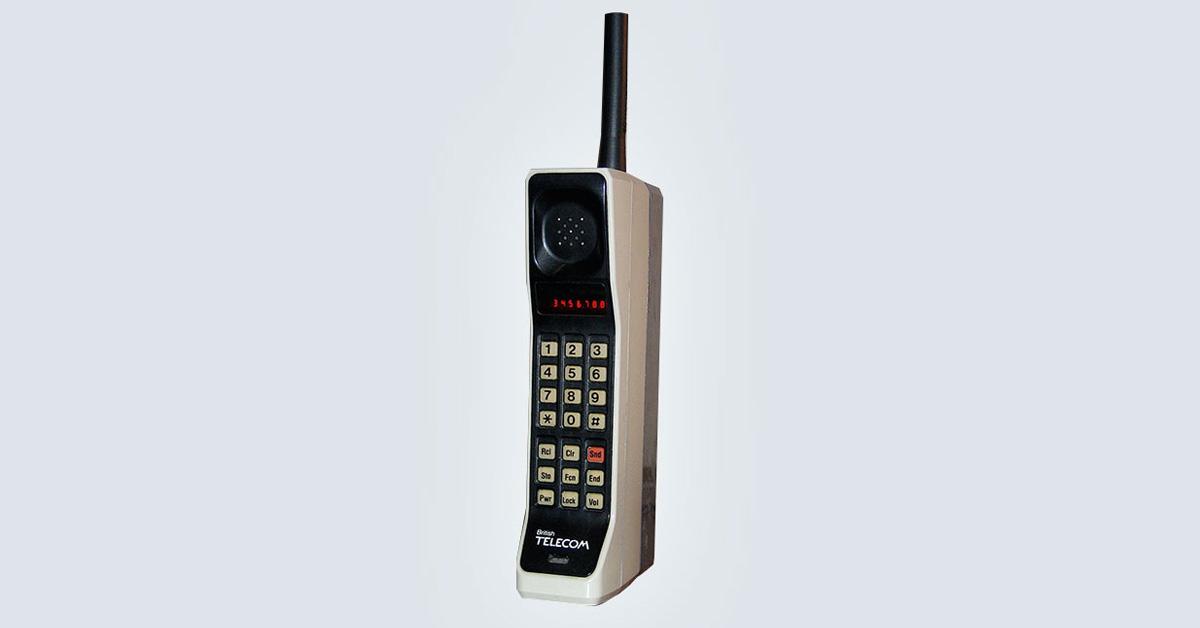 Dit is er allemaal veranderd sinds het eerste mobiele gesprek