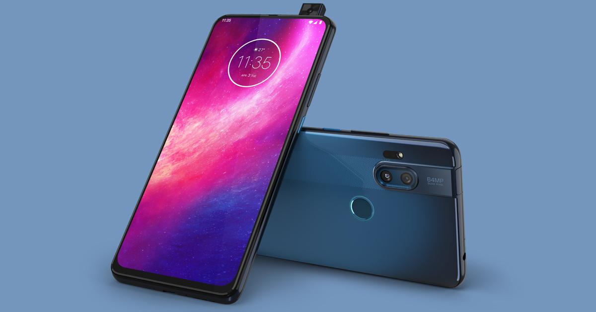 Motorola One Hyper exclusief verkrijgbaar bij Belsimpel