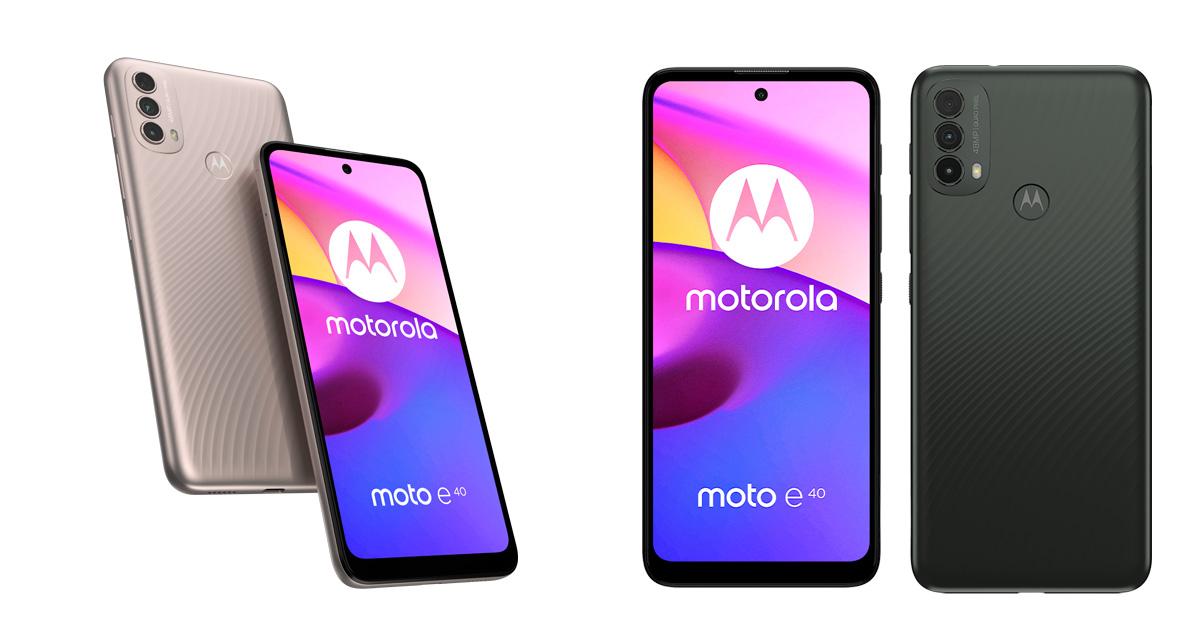 Motorola brengt nieuw budgettoestel op de markt