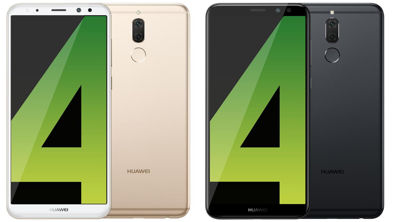 Huawei Mate 10 Lite nu te pre-orderen bij ons!