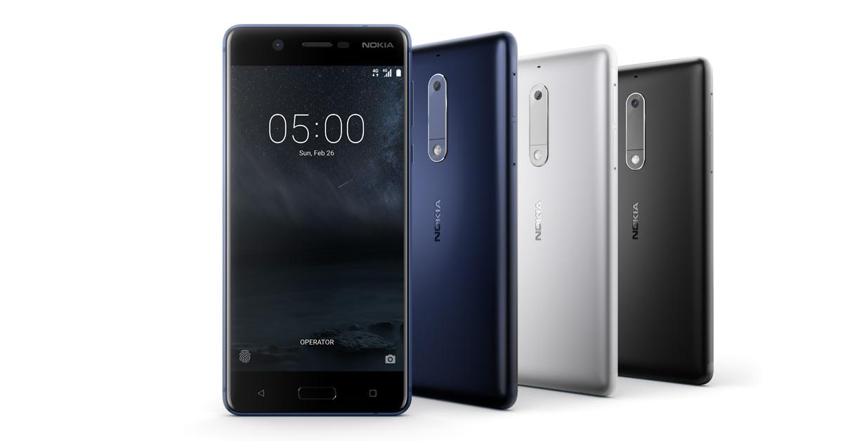 Eerste aanwijzing Nokia 5 (2018)