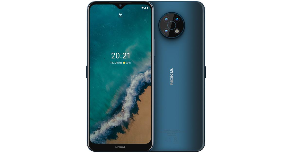 Nokia brengt betaalbare G50 met 5G-ondersteuning op de markt