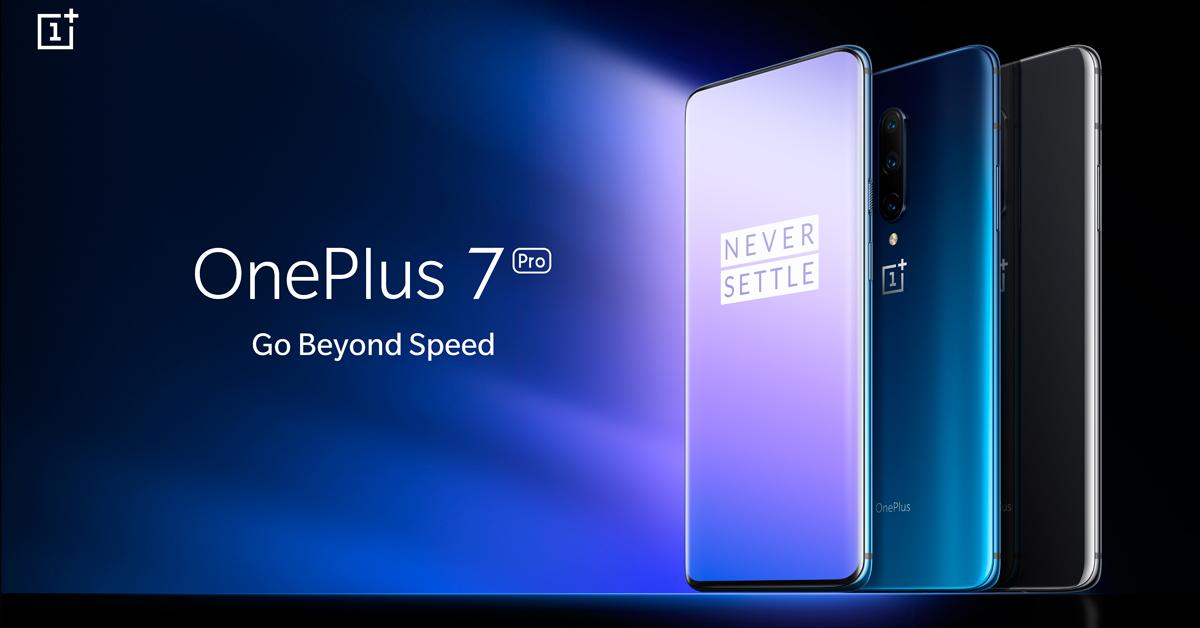 OnePlus 7 en OnePlus 7 Pro gepresenteerd: dit zijn de specs!