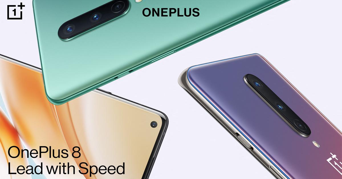 OnePlus presenteert de OnePlus 8 en 8 Pro!