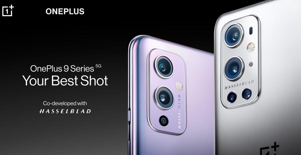 OnePlus lanceert nieuwe OnePlus 9-serie