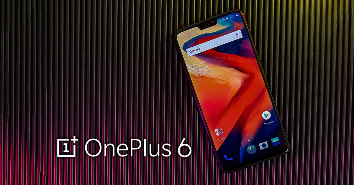 Hands-on OnePlus 6: een van de meest interessante smartphones van 2018!