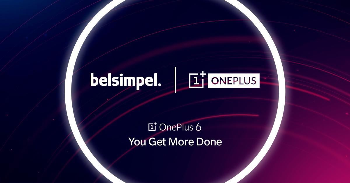 Belsimpel en OnePlus gaan officieel samenwerken!