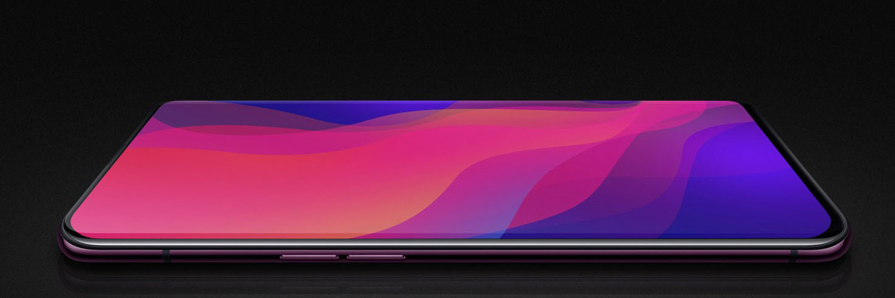 Oppo Find X, Oppo Find X Bordeaux Red, Oppo, Find X, Oppo Smartphone, Oppo Find X smartphone