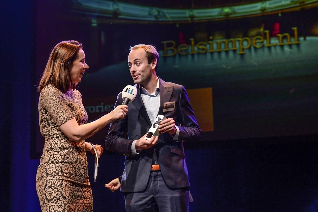 Oryx award uitreiking Doorenbos