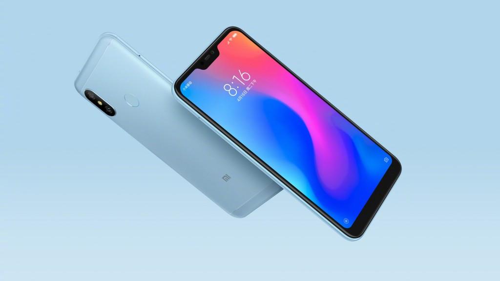 Xiaomi Redmi 6 Pro, Blue