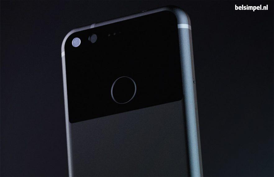 Afbeeldingen van de Google Pixel en Pixel XL uitgelekt