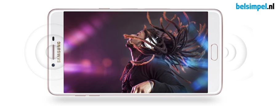 Samsung Galaxy C9 Pro onthuld