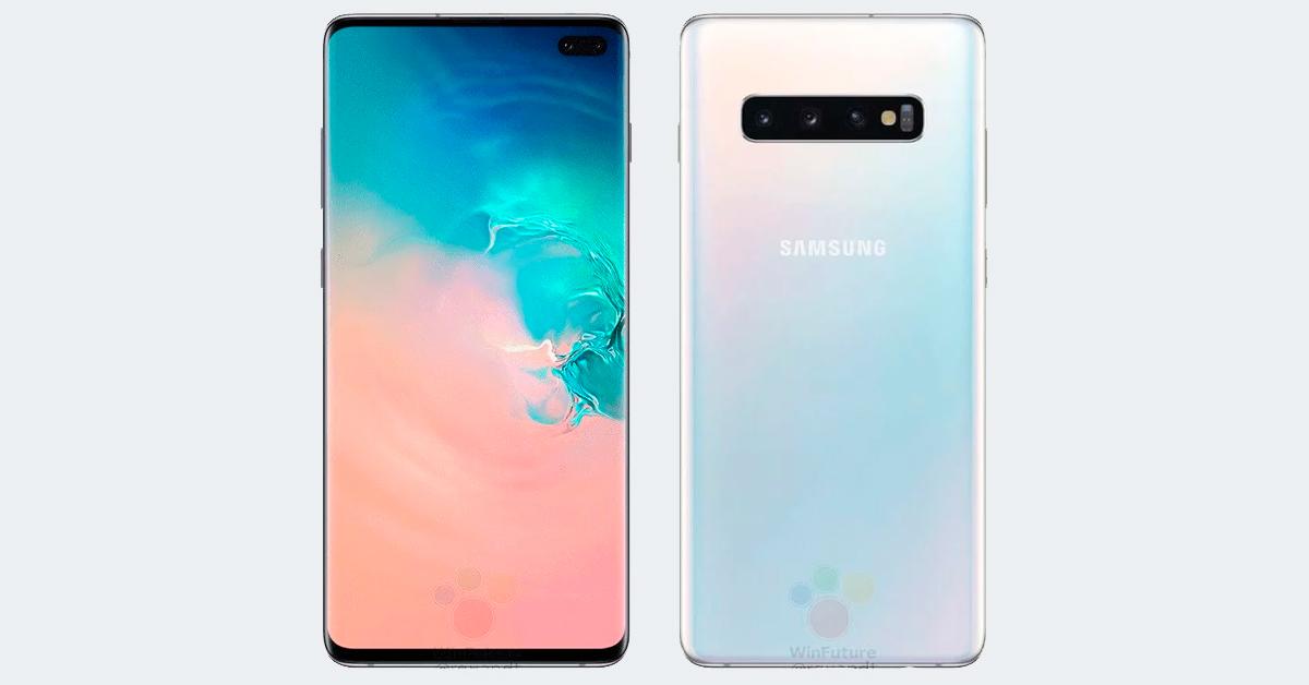Gelekt: renders, prijzen en opslagvarianten Samsung Galaxy S10-serie