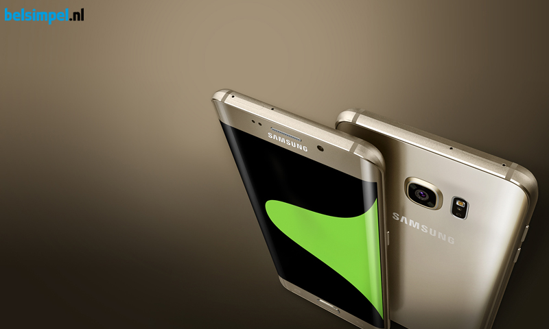 Nu 75 euro cashback bij aankoop van een Samsung Galaxy S6 of S6 Edge (Plus)!
