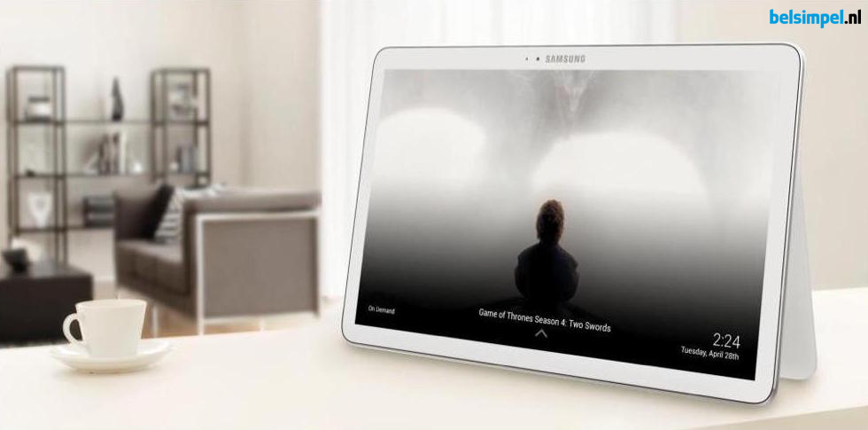 Foto's en specificaties Samsung Galaxy View gelekt