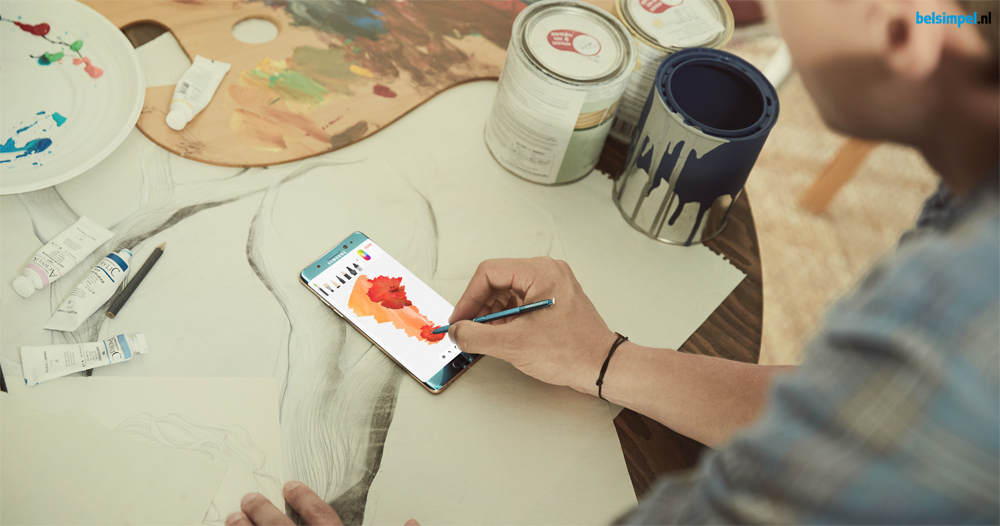 Samsung stopt definitief met de Galaxy Note 7