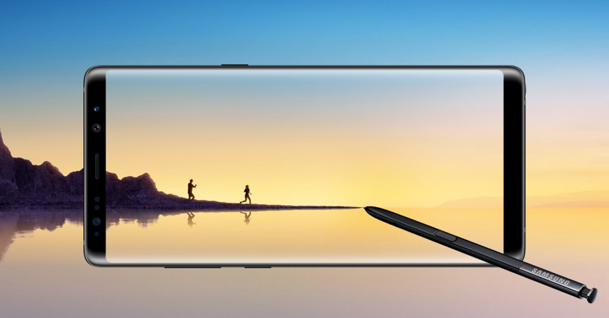 Samsung Galaxy Note 9: extra knop en extra grote opslagvariant?