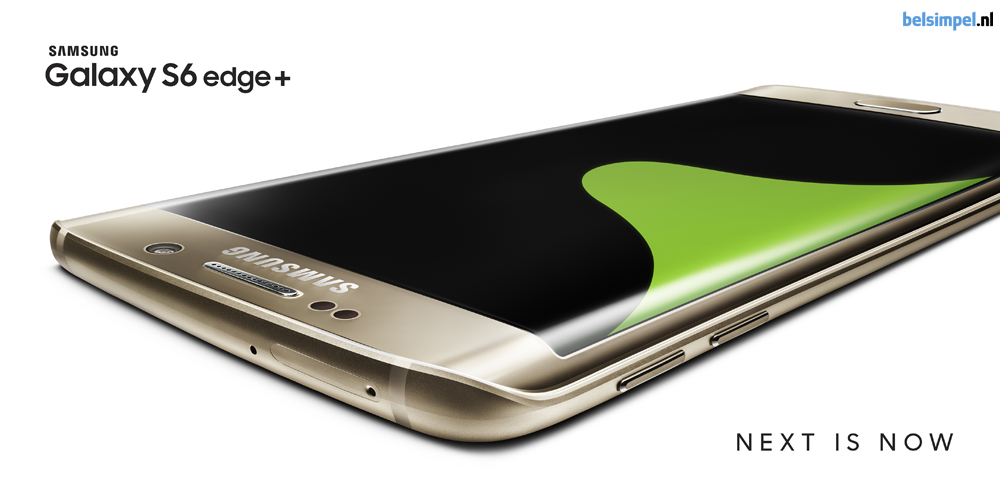 Samsung presenteert Galaxy S6 Edge Plus en Galaxy Note 5