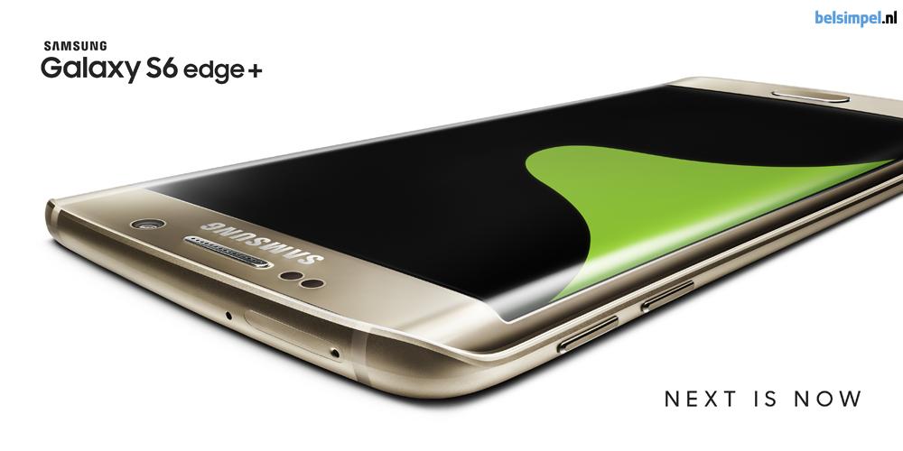 Samsung presenteert Galaxy S6 Edge Plus en Galaxy Note 5